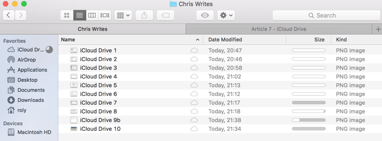 Everything You Need To Know About Icloud Drive On Os X Chriswrites