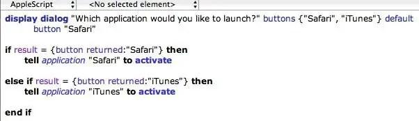 AppleScript Tutorial: Dialog Box Basics - ChrisWrites com