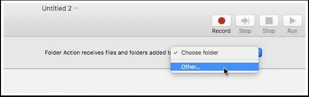 select-downloads-folder