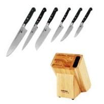 J24S Bloc équipé couteaux Japan Chef