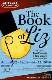 The Book of Liz Poster - Altarena Playhouse