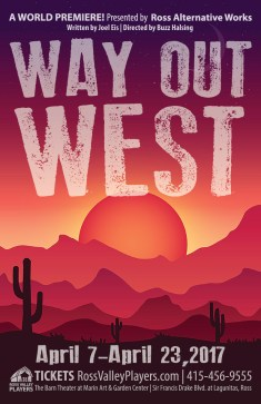 Way Out West Poster - Ross Alternative Works