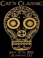 ChromaKit Graphic Design Cat's Classic 2011 t-shirt design