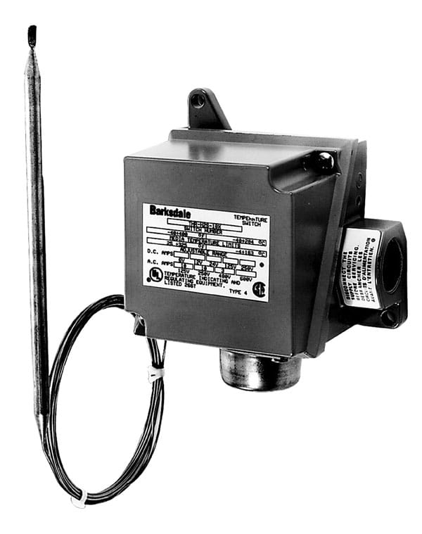 Heat Trace / Freeze Protection Thermostats