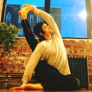 Logan Crusan Yoga Teacher