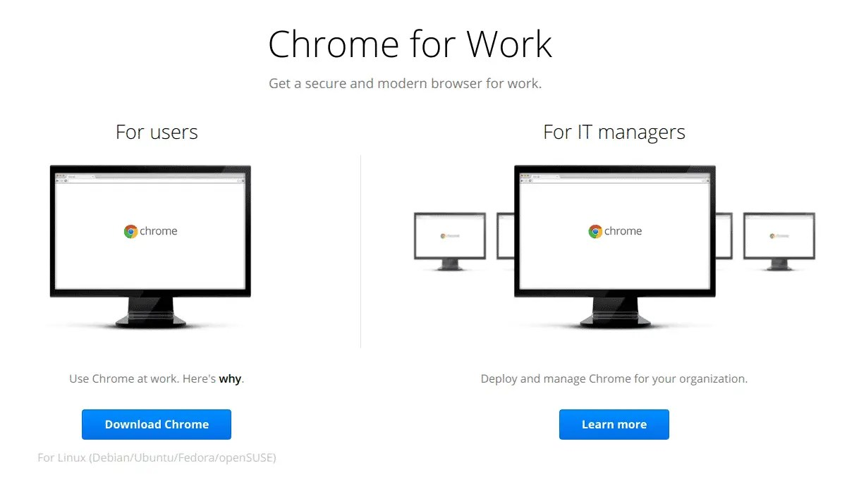 Google Releases New Videos Promoting Chrome For Work