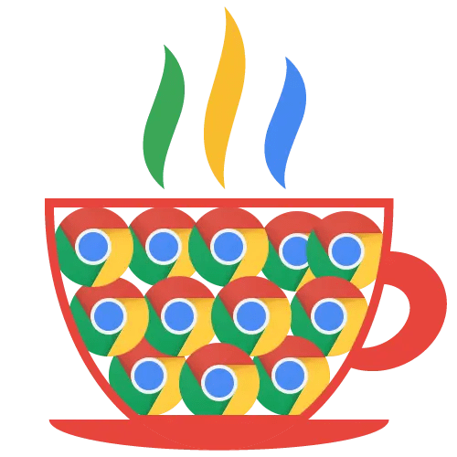 Google Chrome Update Cup