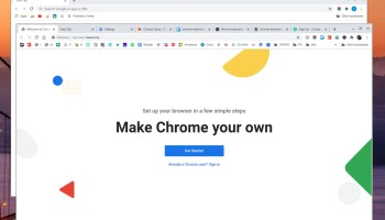 Lacros browser for Chrome OS
