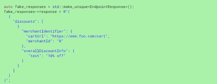 Coupon Code on Chrome