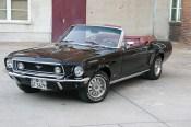 Mustang GT Cabrio
