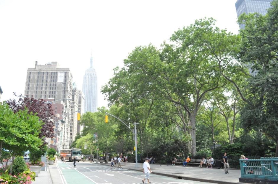NYC greeen