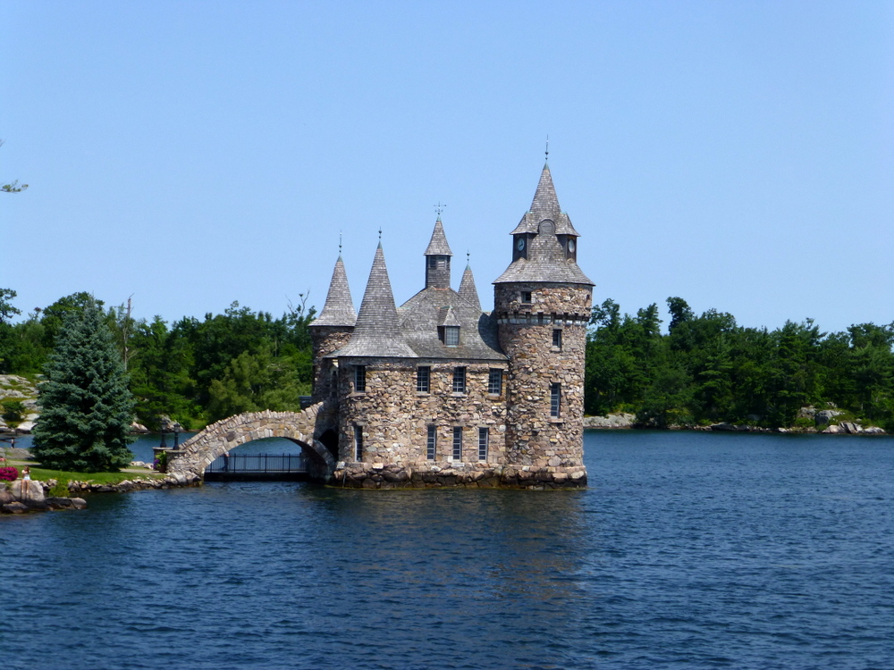 1000 Islands Boat tour