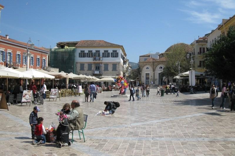 Nafplio must see greece