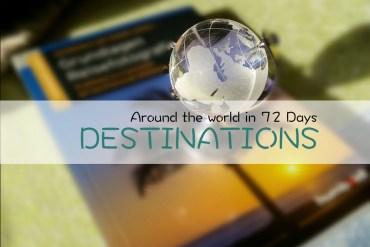 Destinations RTW