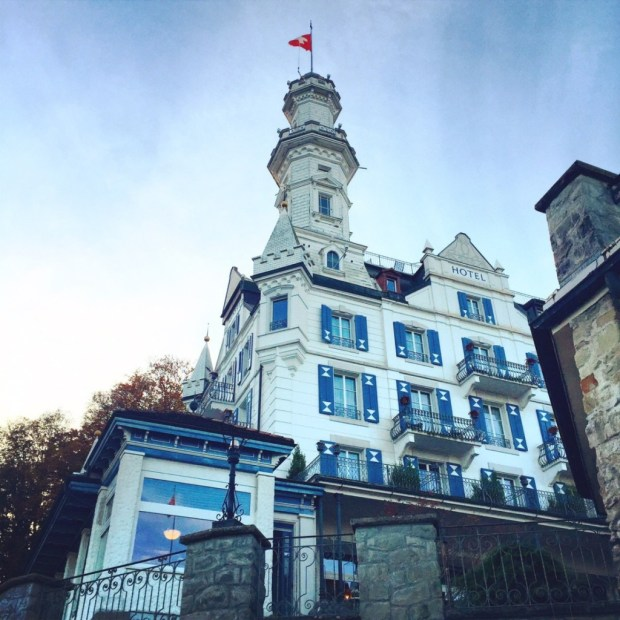 Chateau Gütsch