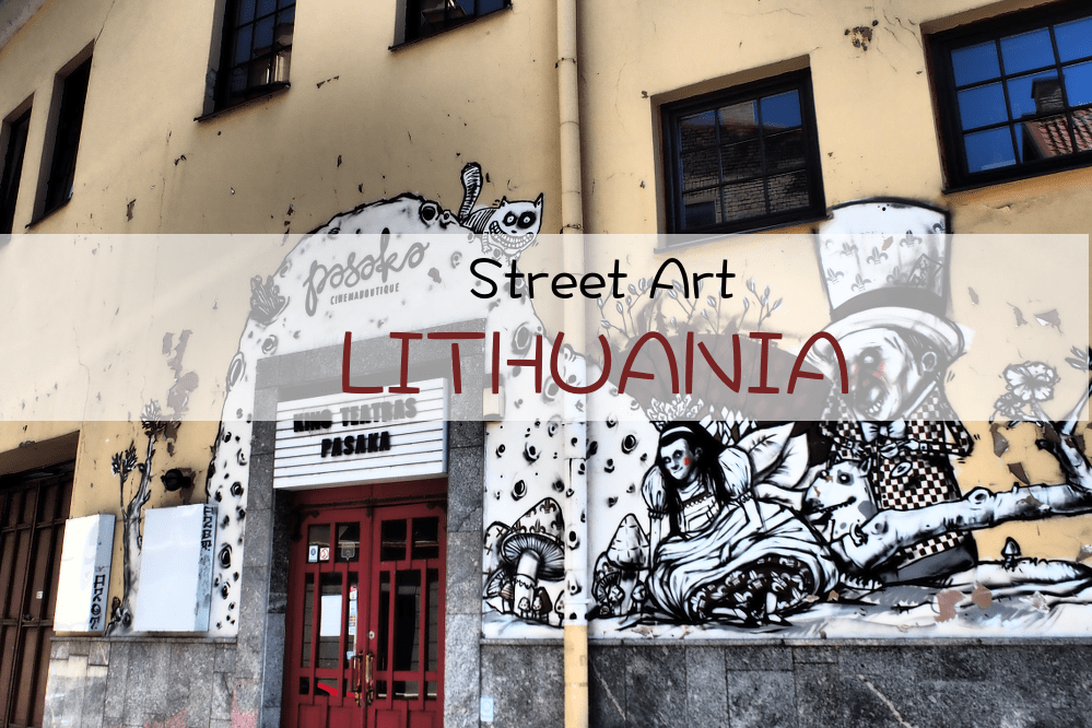 Lithuania Street Art