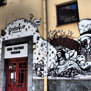 Vilnius, Street Art Lithuania