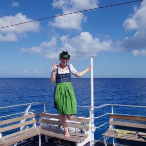 Dirndl Viktoria Urbanek Great Barrier Reef