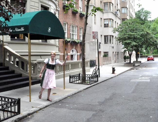 Dirndl NYC VIktoria Urbanek