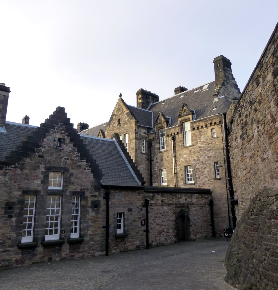 Edinburgh Castle Hogwarts (2)