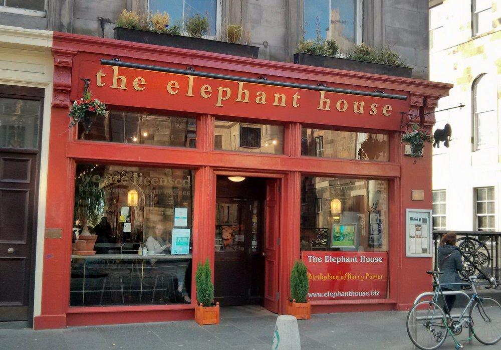 Elephant Cafe London