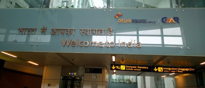 Welcome to India New Delhi