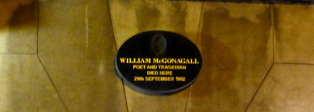 William McGonagall