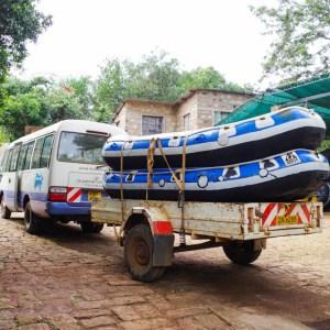 Rafting Nairobi Kenia
