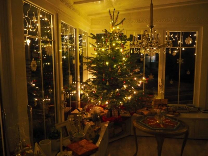 Christmas tree Austria