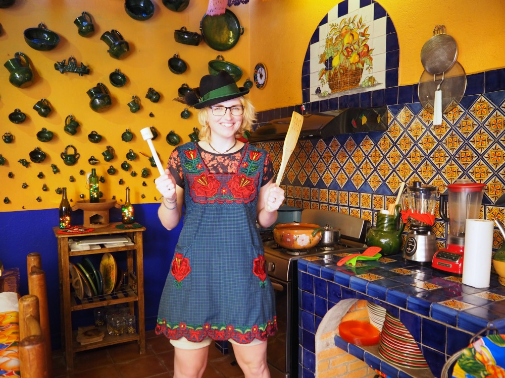 Oaxaca City Cooking Class