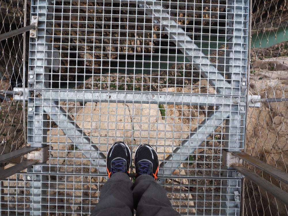 Caminito del Rey Bridge