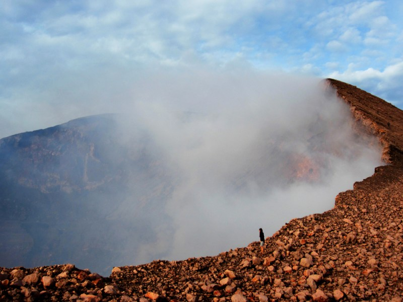 Vulkan Telica © Loro Trips