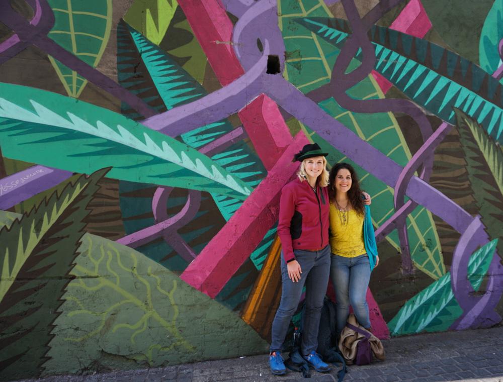 Santiago de Chile mit Nomadic Chica