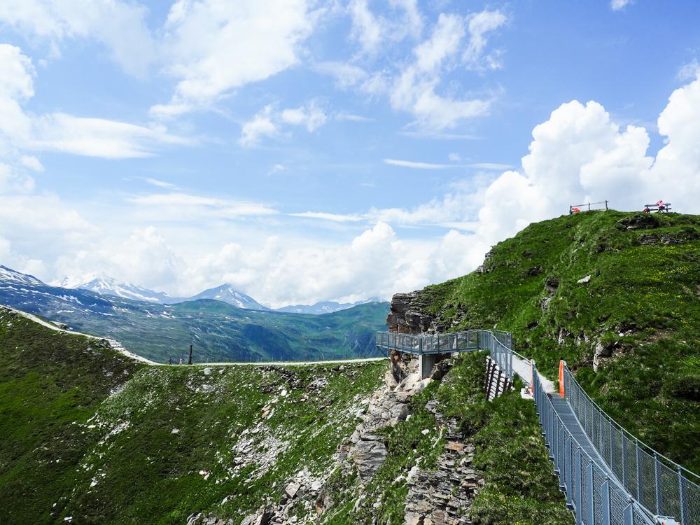 Felsenweg Stubnerkogel Bad Gastein