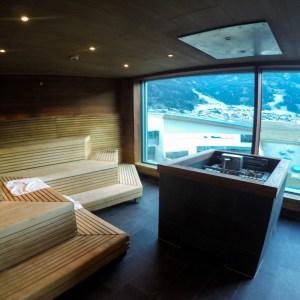 Tauern Spa Kaprun Sauna