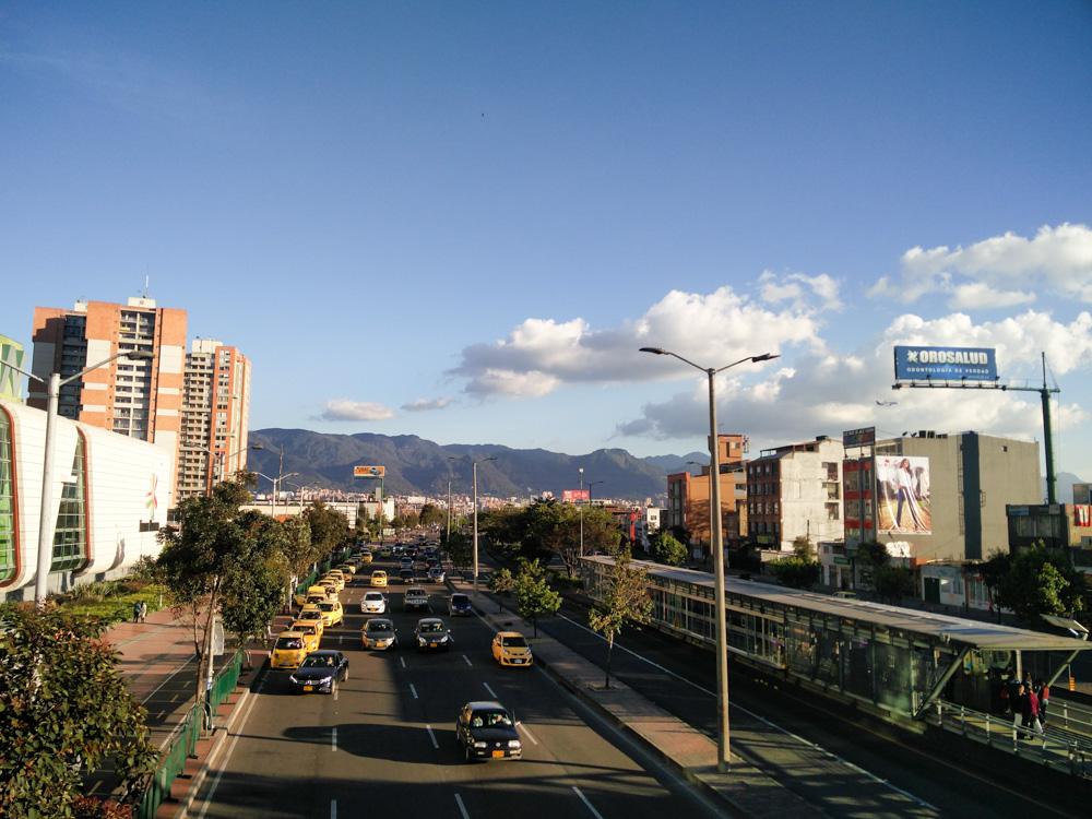 Bogota Eindrücke