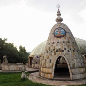 Varsana Eco Yoga Village Tempel