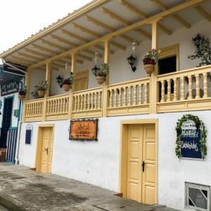 Salento Kaffeezone Kolumbien