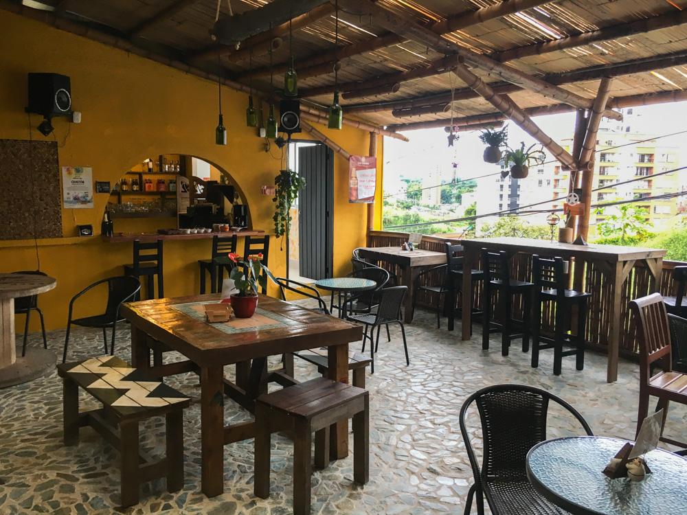 Hostel Kolibri Pereira Kaffeezone Kolumbien