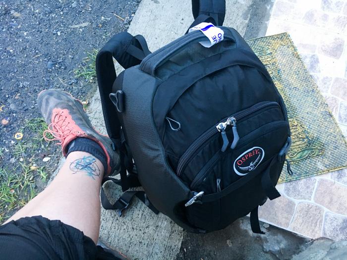 Rucksack Packliste