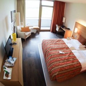 Tauern Spa Kaprun Hotelzimmer