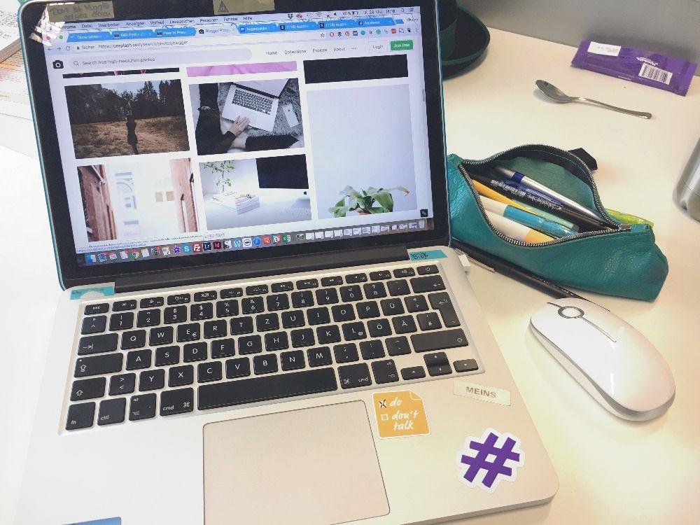 Wie kam die Viki eigentlich zum Bloggen (6)