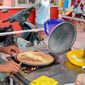 Marquesita Street Food Cozumel