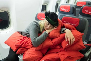 A seat in the front, please! The new Austrian Airlines Premium Economy Class