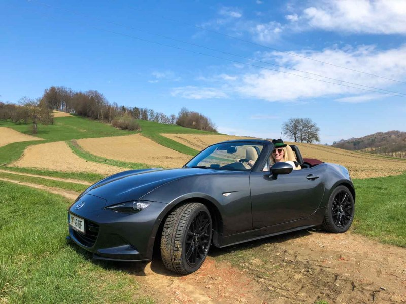 Steiermark Roadtrip Mazda MX-5