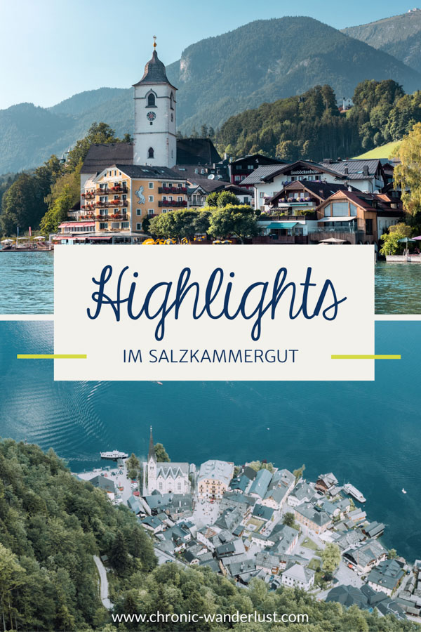 Highlights im Salzkammergut
