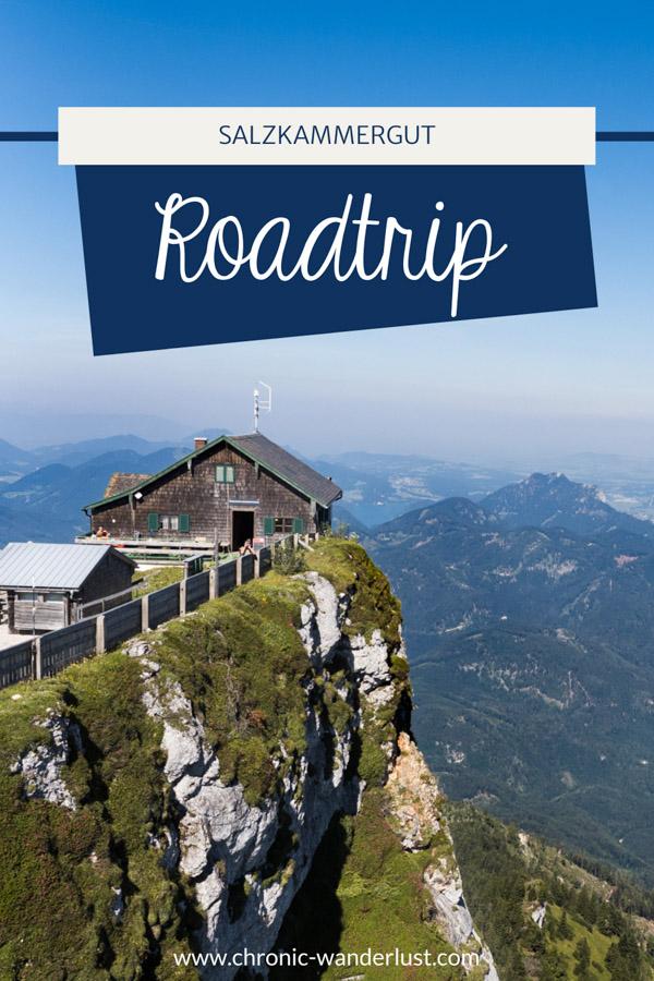 Salzkammergut Roadtrip Route Geheimtipps
