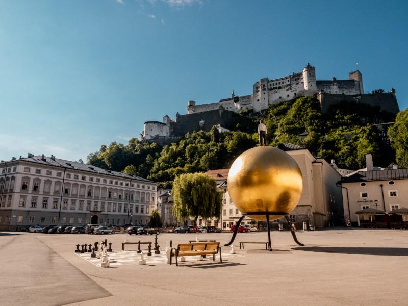 Ein Tag Salzburg