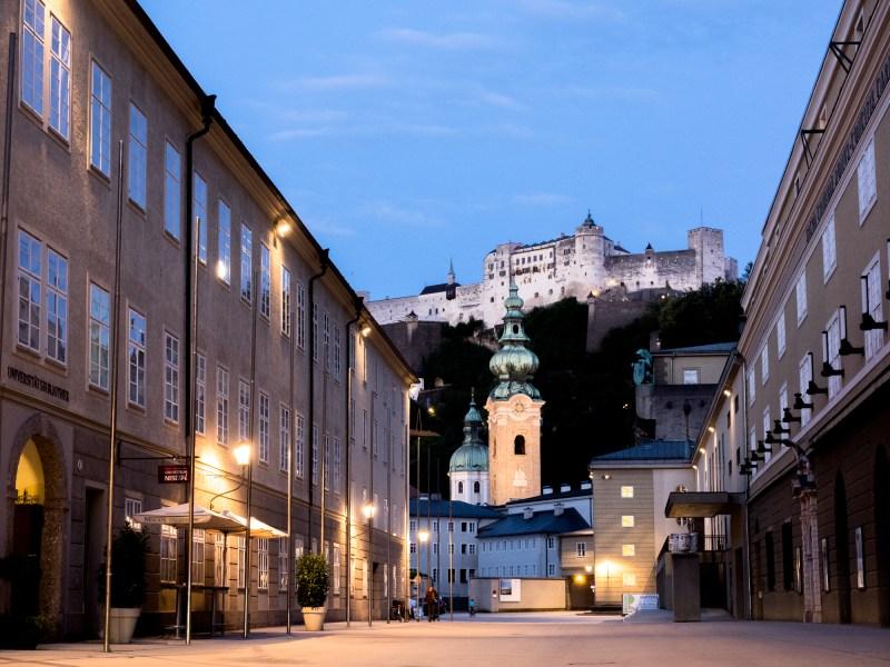 Salzburg in einem Tag