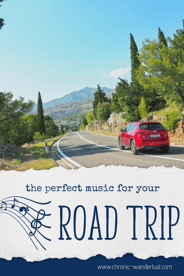 perfect music road trip